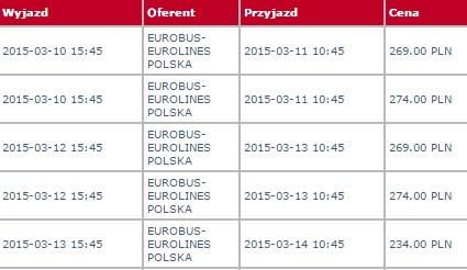 tanie autokary do holandii z polski